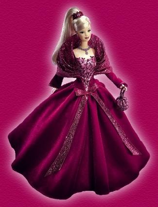 barbie - kabelka